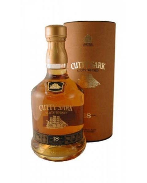 Whisky Cutty Sak 18
