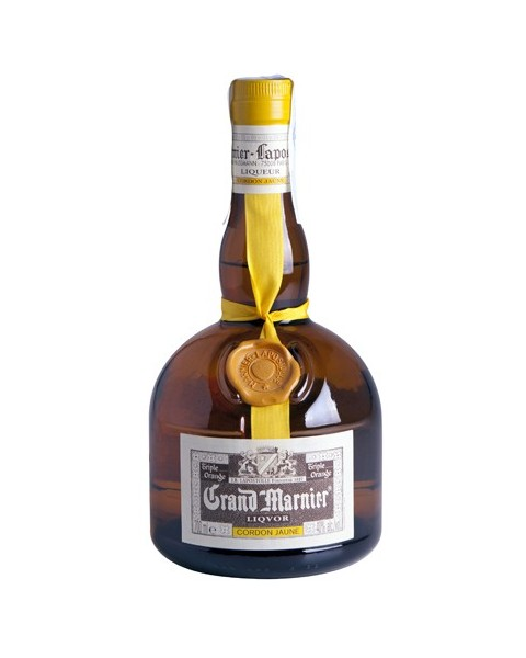 Licor Grand Marnier Amarillo