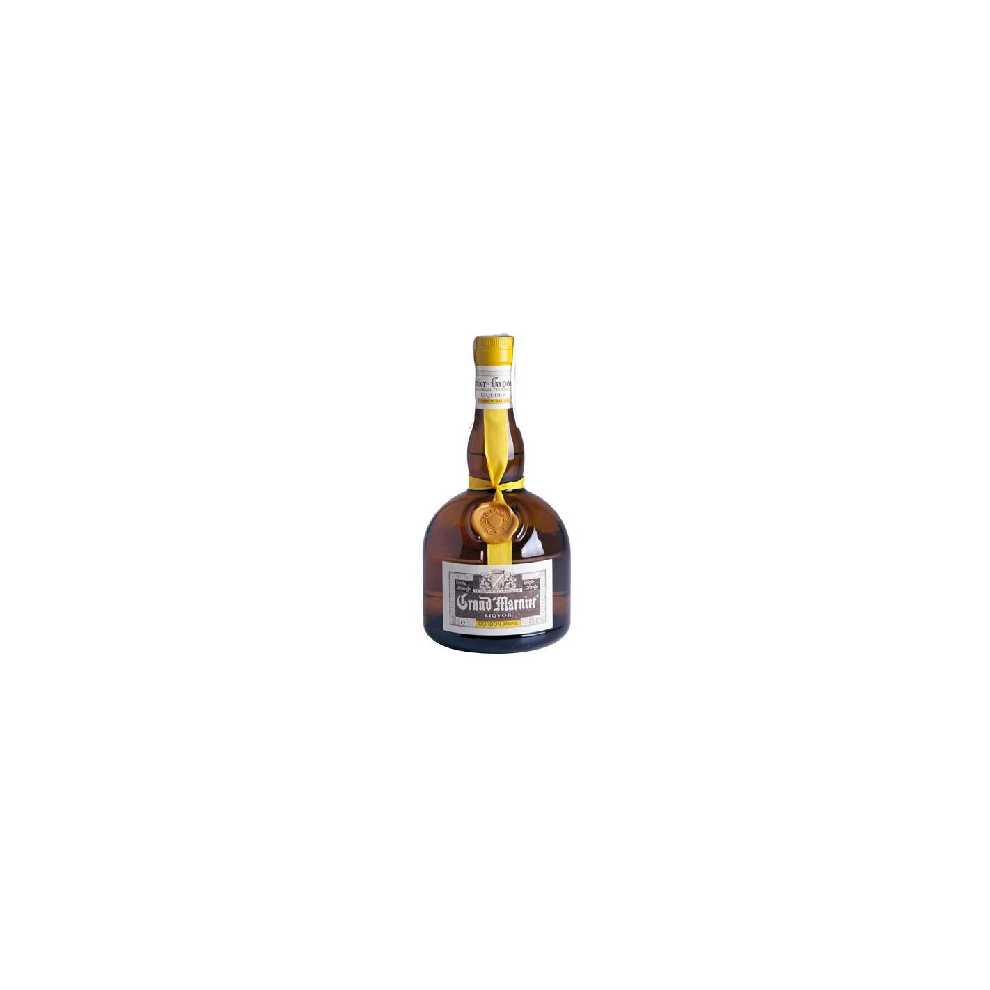 Grand marnier cordon jaune licores y destilados for Grand marnier cordon jaune aldi