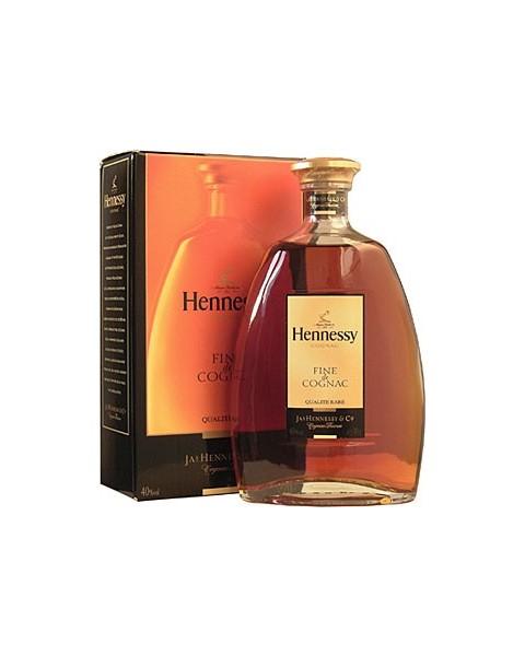 Cognac Hennessy Fine Estuche