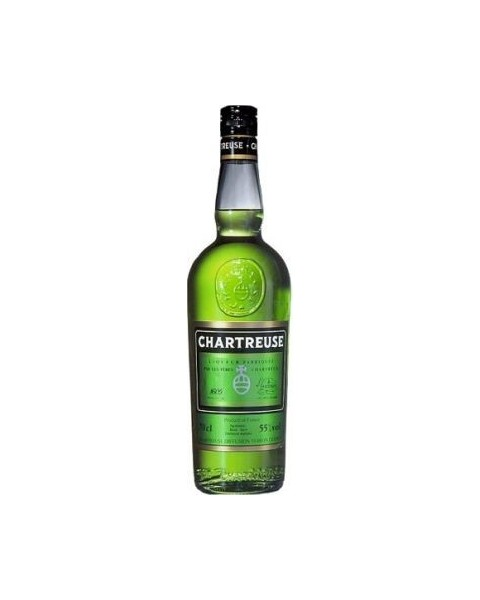 Licor Chartreuse Verde