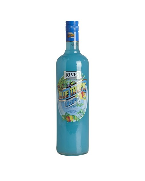 Blue Tropic Rives Litro