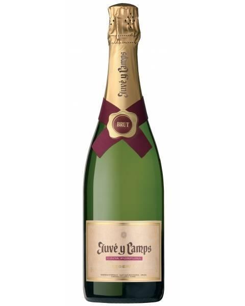 Cava Juve & Camps Brut 1/2 Botella