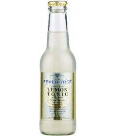 Fever Tree Lemon.