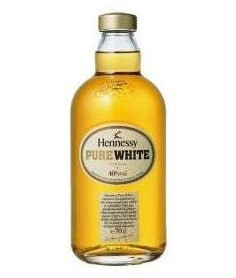Cognac Hennessy Pure White