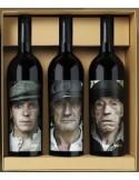 Estuche de vino Matsu 3 botellas