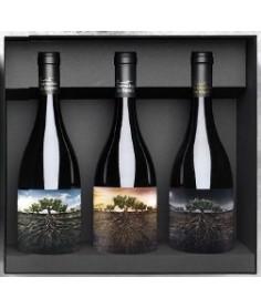 Estuche de vino Garnachas Salvajes 3 botellas