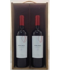 Estuche de vino Pruno 2 botellas