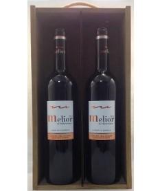 Estuche de vino Melior 2 botellas