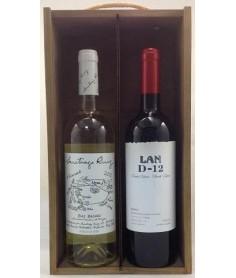 Estuche de vino Surtido 18 2 botellas