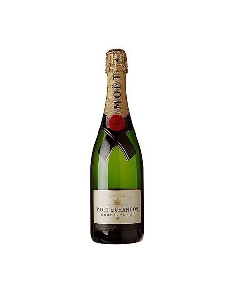 Champagne Moet Chandon 1/5 Botellin