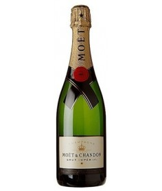 Champagne Moet Chandon 1/2 Botella