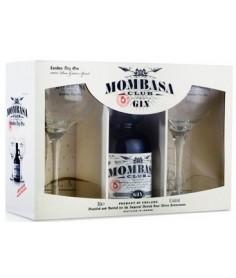 Pack ginebra Mombasa con copas