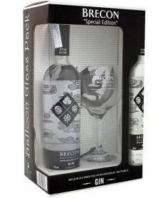 Pack ginebra Brecon Botanicals con copa