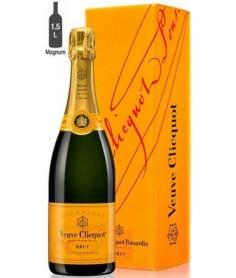 Champagne Viuda Clicquot Magnun 1.5 L.