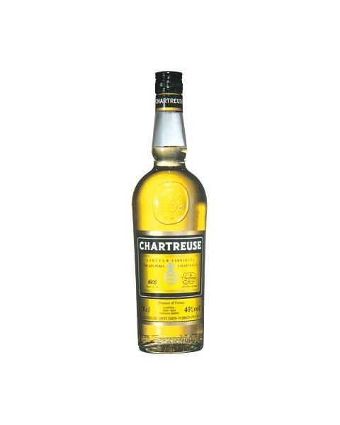 Licor Chartreuse Amarillo
