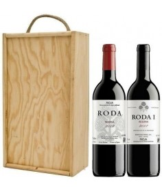 Estuche de vino Roda + Roda I