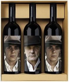 """Estuche de vino Matsu """"De Domingo"""" Edición Limitada 3 Botellas"""