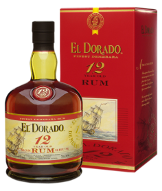 Ron El Dorado 12 Aúos