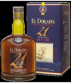Ron El Dorado 21 Aúos