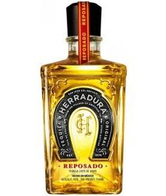 Tequila Herradura Reposada.