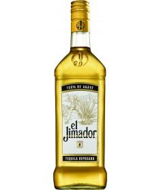 Tequila Jimador Reposada.