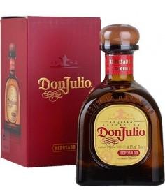 Tequila Don Julio.