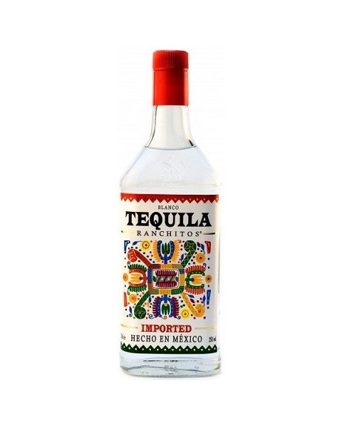 Tequila Ranchito Blanca.