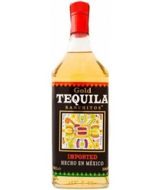 Tequila Ranchito Gold