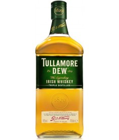 Whisky Tullamore Dew 3/4