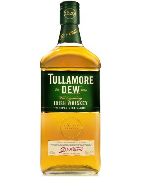 Whisky Tullamore Dew 3/4