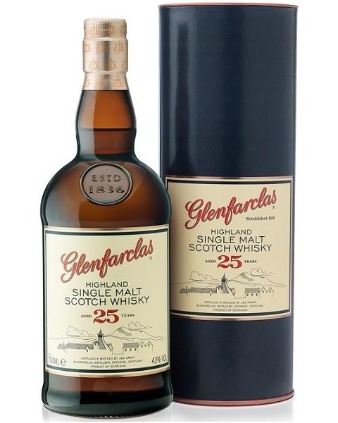 Whisky Glenfarclas 25 Aúos