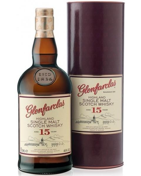 Whisky Glenfarclas 15 Aúos