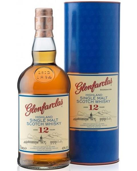 Whisky Glenfarclas 12 Aúos