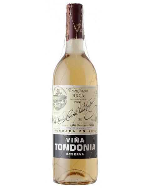 Viña Tondonia Blanco Reserva