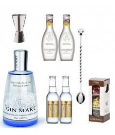 Pack Ginebra Gin Mare