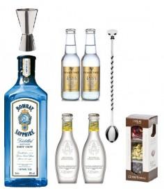 Pack Ginebra Bombay Sapphire