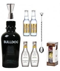 Pack ginebra Bulldog
