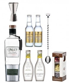 Pack Ginebra Oxley