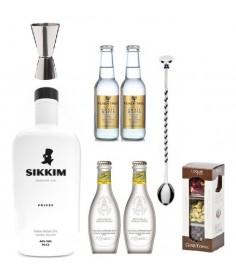 Pack Ginebra Sikkim Privée