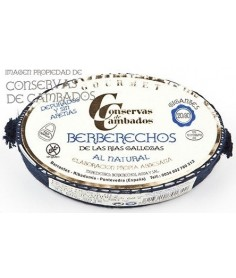 Berberechos Cambados 25/30 uds