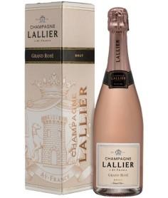 Lallier Grand Rosé