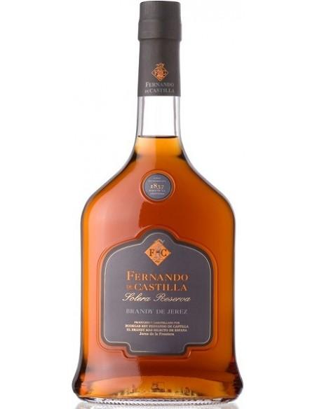 Brandy Fernando de Castilla Solera Reserva