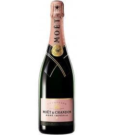 Champagne Moet Chandon Rosado Brut Imper