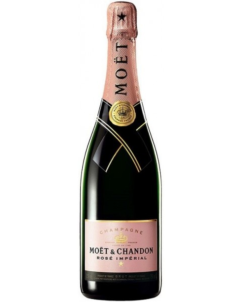 Möet Chandon Rosé Brut Imperial