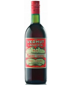 Vermouth Lauesta Rojo
