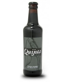 Quijota Negra 33 cl
