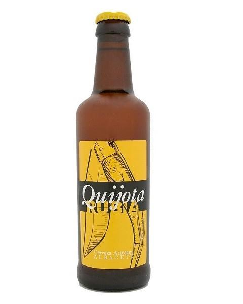 Quijota Rubia 33 cl