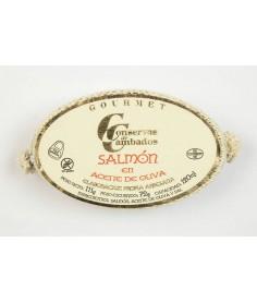 Salmon aceite Cambados