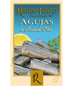 Aguja 6/8 piezas Ramon Franco